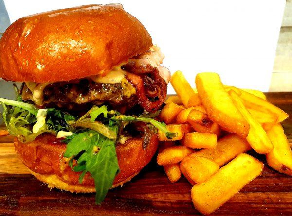 Angus beef Burger